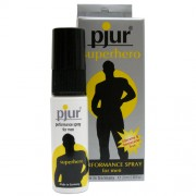 Пролонгирующий мужской спрей pjur® superhero spray 20 ml